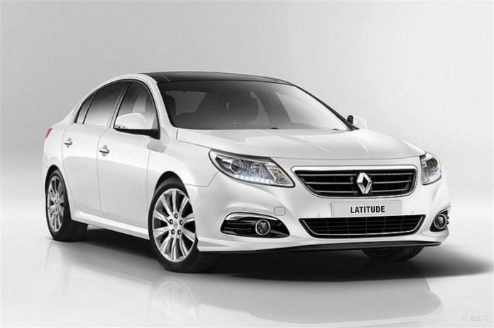 2014 Renault Latitude facelift (1)