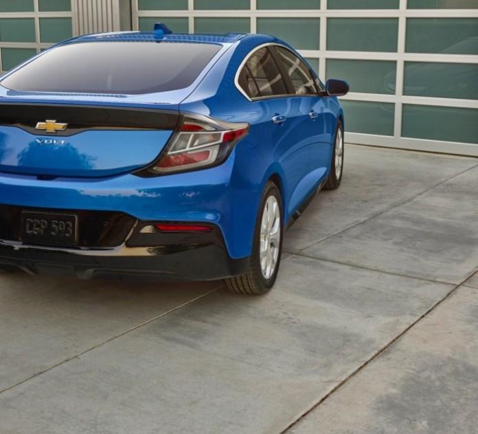 2016 Chevrolet Volt 9