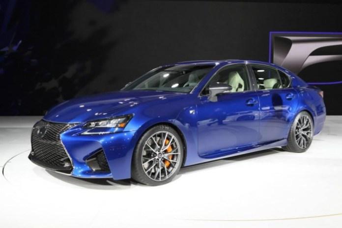 2016 Lexus GS F live (2)