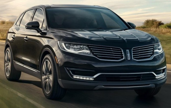2016 Lincoln MKX leaked photo 1