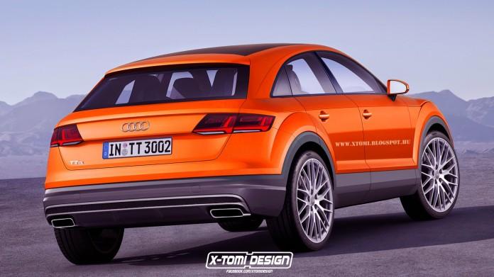 Audi TTq rear2