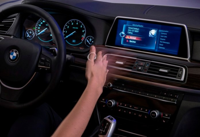 BMW in CES 2015 (11)