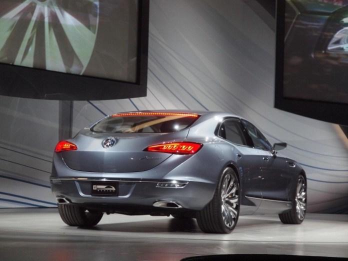 Buick Avenir concept live (5)