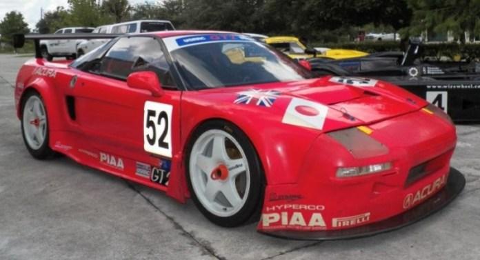 Honda NSX-R GT2 for sale (2)