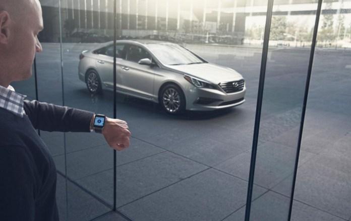 Hyundai Blue Link smartwatch app (7)