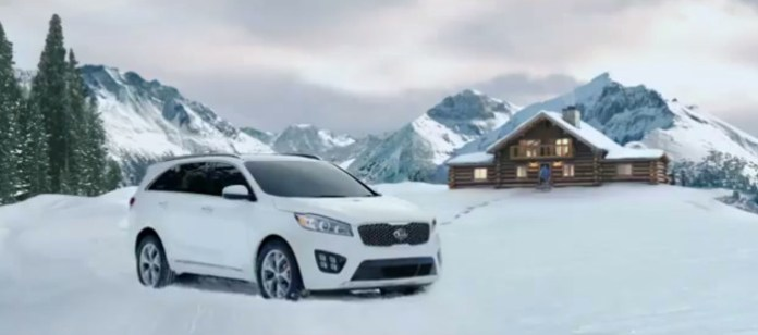 Kia Super Bowl Commercial with Pierce Brosnan
