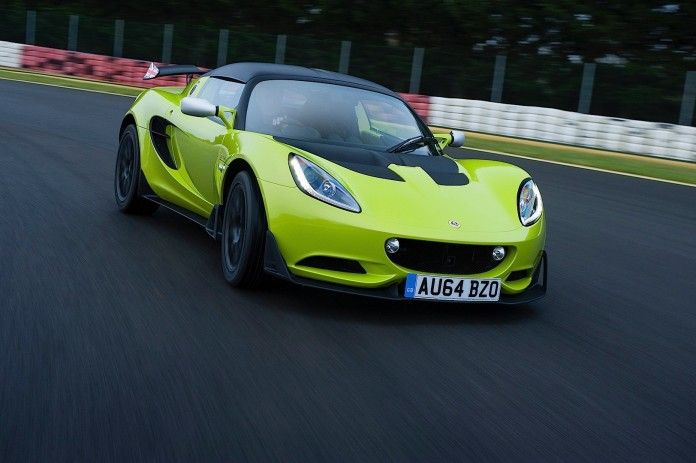 Lotus Elise S Cup 14