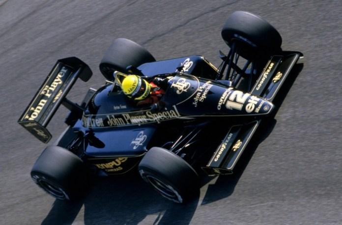 Lotus-F1-1985