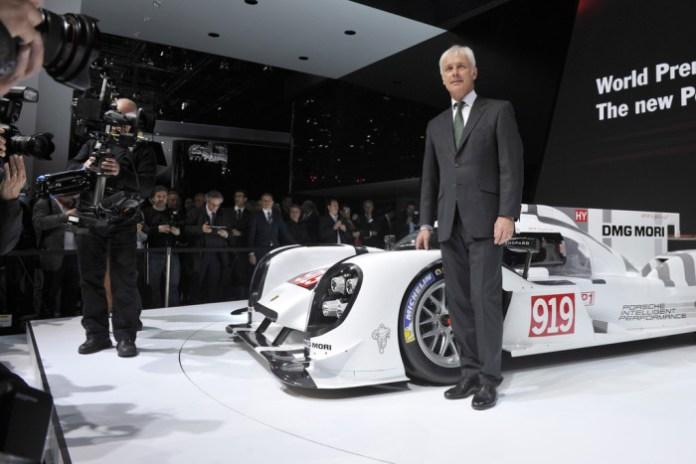 Matthias Muller Porsche 919 Hybrid (2)