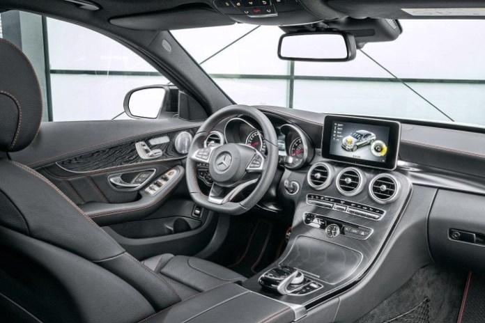 Mercedes-Benz C450 AMG Sport 12