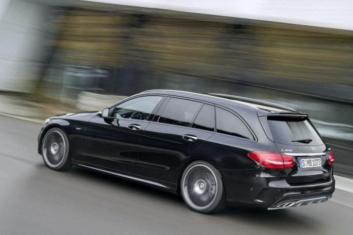 Mercedes-Benz C450 AMG Sport 6