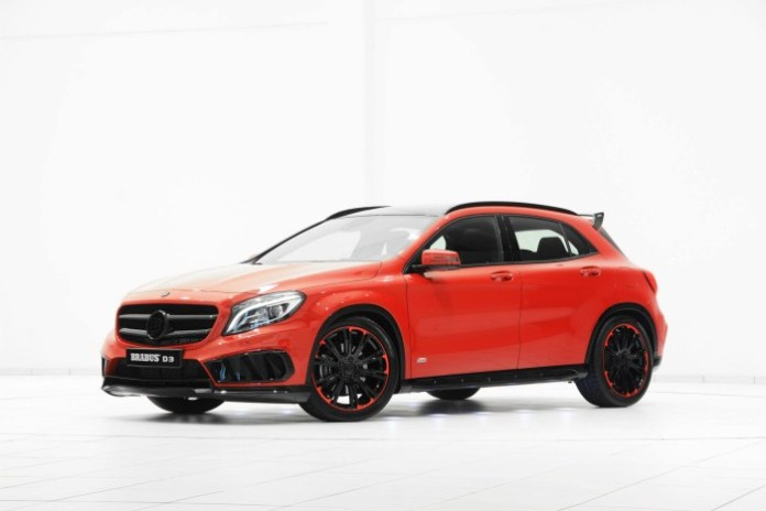 Mercedes-Benz GLA D3 by Brabus (2)