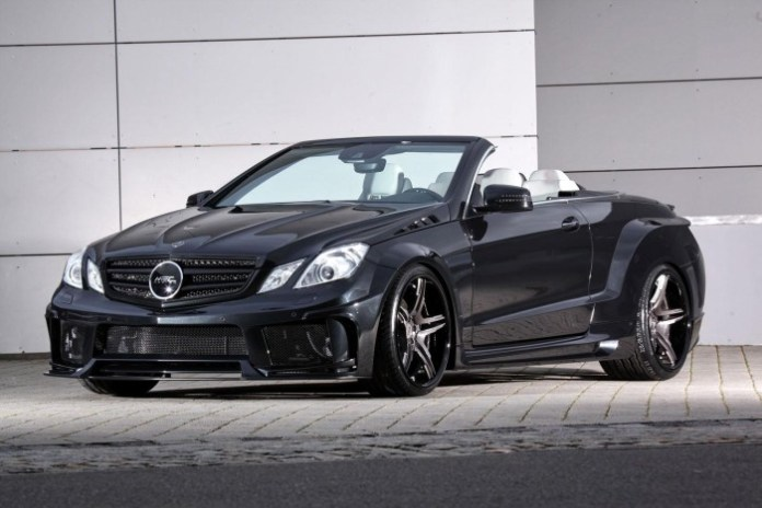 Mercedes E-Class Convertible by MEC Design (12)