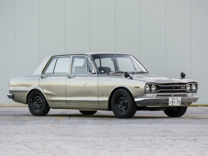 Nissan Skyline HT 2000GT-R (1)