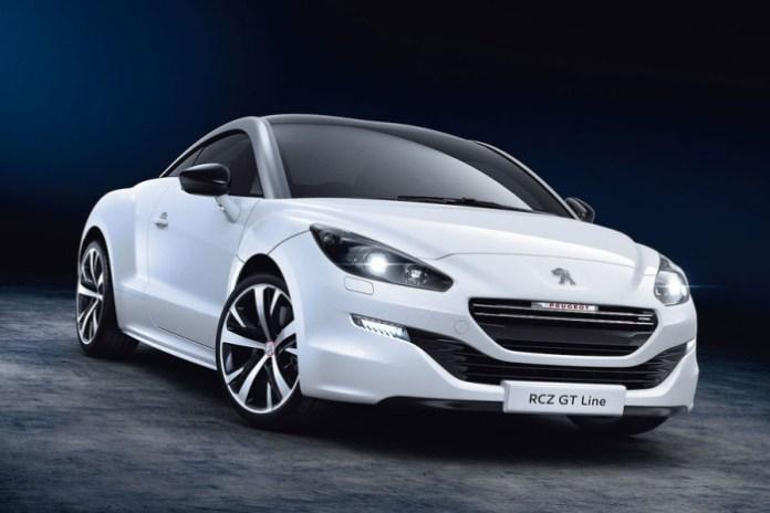 Peugeot RCZ GT-Line (1)