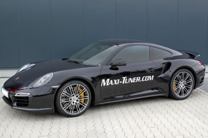 Porsche 911 Turbo S by Maxi-Tuner (1)