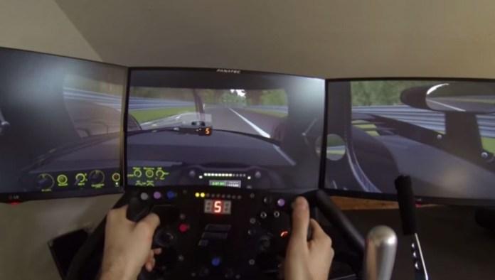 Preparation for Le Mans 2015