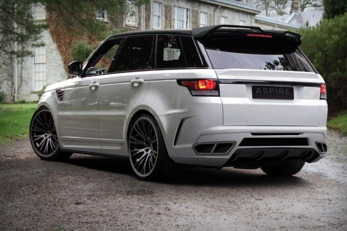 Range Rover Sport by Aspire Design (4)