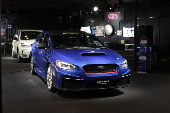 Subaru Levorg S concept (2)