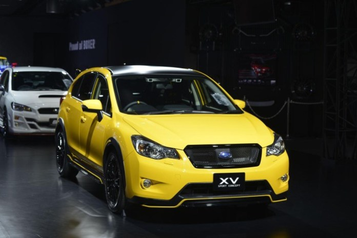 Subaru XV Sport concept (1)