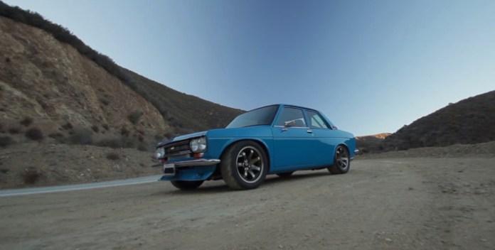 Turbocharged Datsun 510