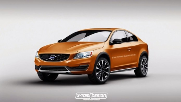 Volvo S60 Cross Country coupe