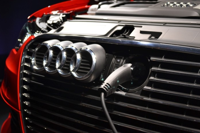 audi plug in hybrid