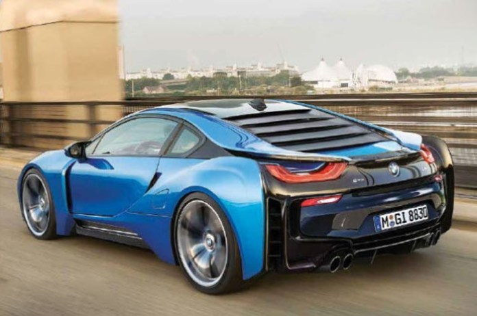 bmw i9 i8s renderings