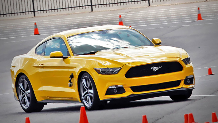 ford ecoboost-mustang