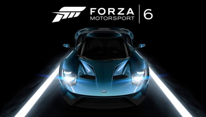 ford gt concept forza 6