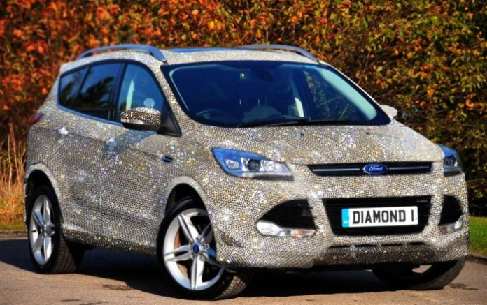 ford kuga diamond