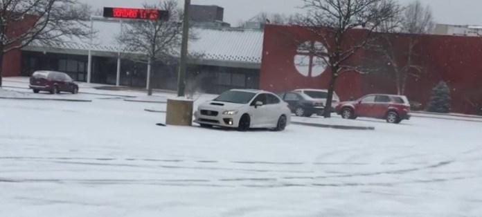 wrx snow