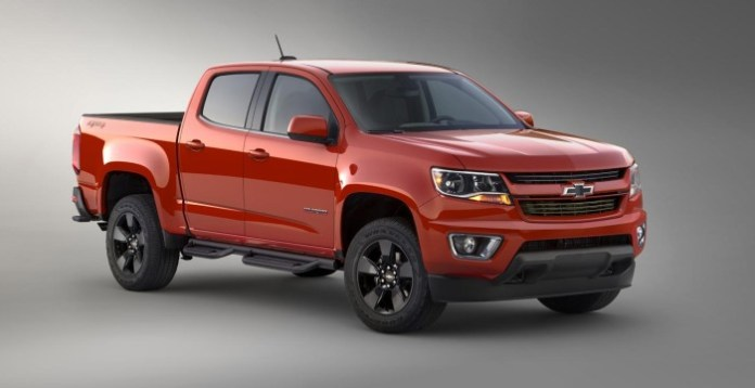 2015 Chevrolet Colorado GearOn special edition (1)