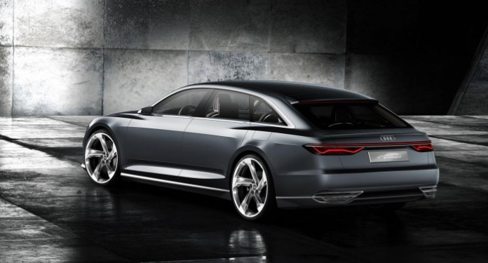Audi Prologue Avant concept 6