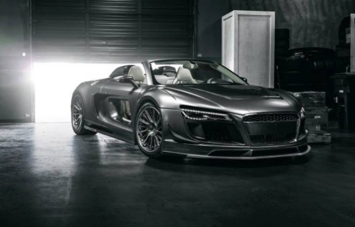 Audi R8 PPI Razor GTR by Speed Design