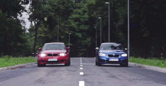BMW 1 M Coupe vs M235i Coupe