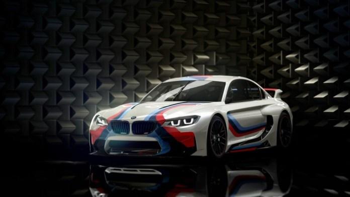 BMW Vision Gran Turismo for Gran Turismo 6