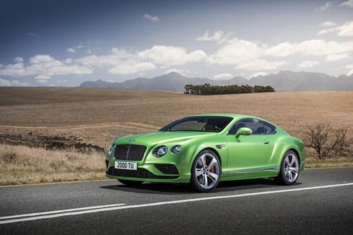 Bentley Continental GT 2016 (21)
