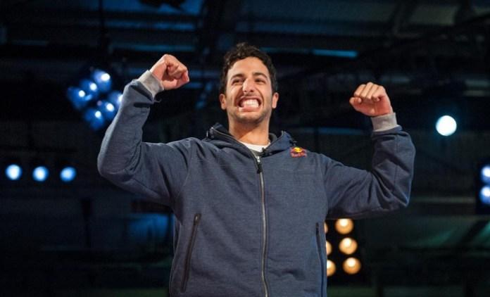 Daniel Ricciardo top gear (4)