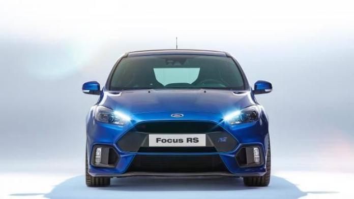 Ford Focus RS leak 5