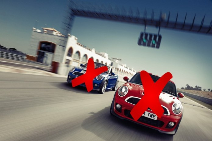 MINI Coupe and the MINI Roadster