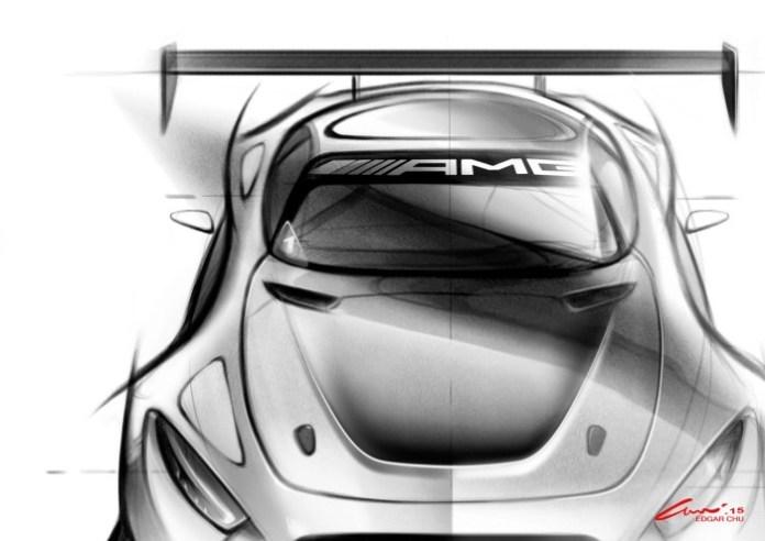 Mercedes-AMG GT (C 190) 2015