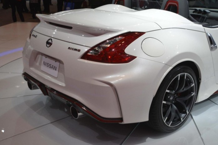 Nissan 370Z NISMO Roadster Concept (11)