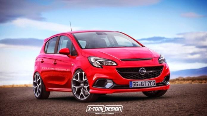 Opel Corsa opc 5-door (1)