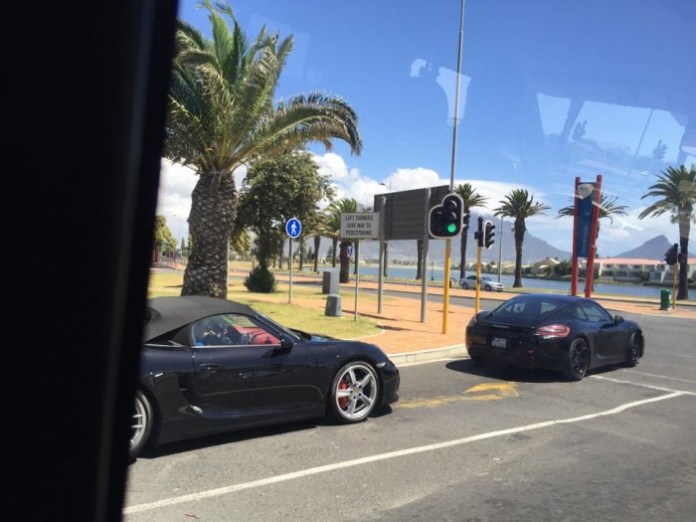Porsche Boxster Spyder 2016 (2)