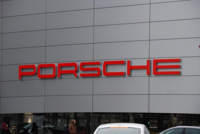 Porsche Museum logo