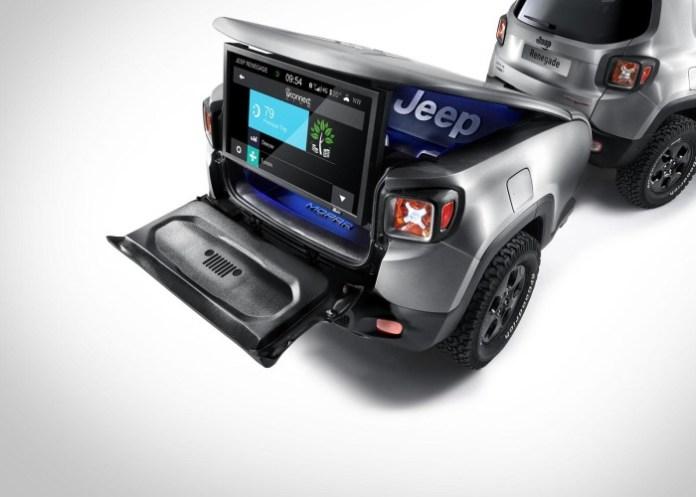 Renegade Hard Steel Jeep Showcar 5