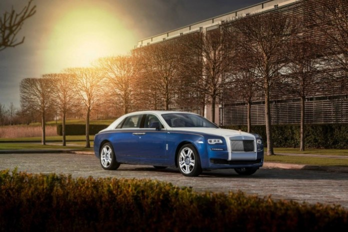 Rolls-Royce Ghost Mysore Collection 1