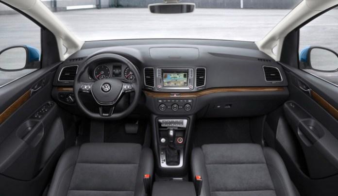 Volkswagen Sharan facelift 2015 (10)