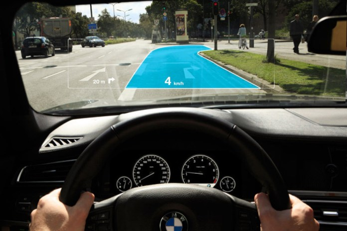 bmw Augmented-Reality